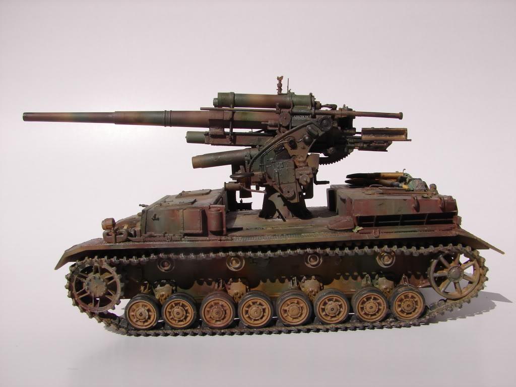 Panzer IV ausf.H with Flak 88 DSC02823