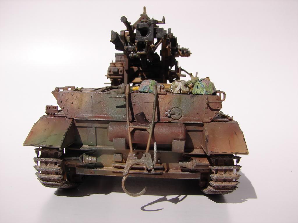 Panzer IV ausf.H with Flak 88 DSC02824