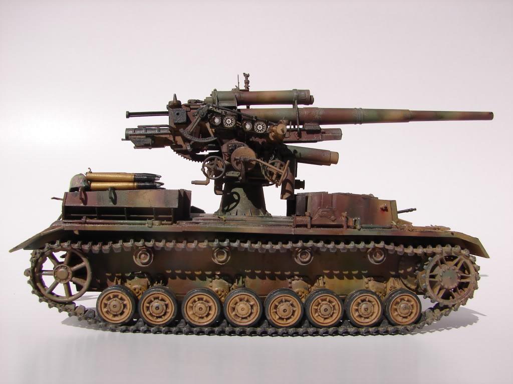 Panzer IV ausf.H with Flak 88 DSC02825