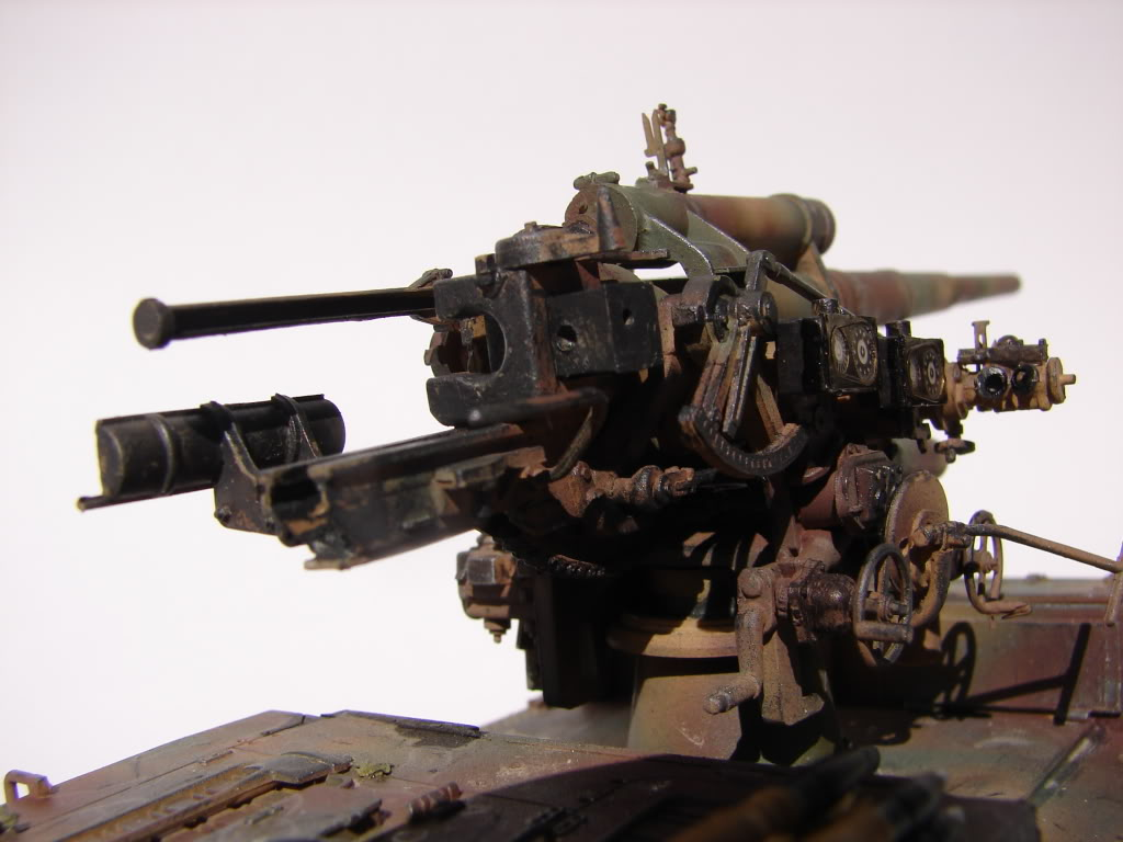 Panzer IV ausf.H with Flak 88 DSC02827
