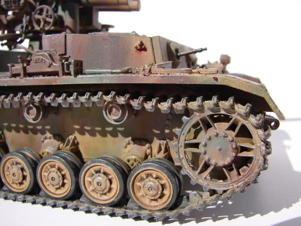 Panzer IV ausf.H with Flak 88 DSC02835