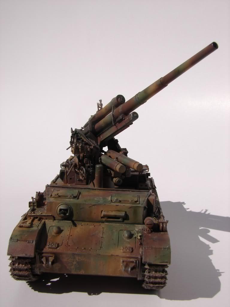 Panzer IV ausf.H with Flak 88 DSC02838