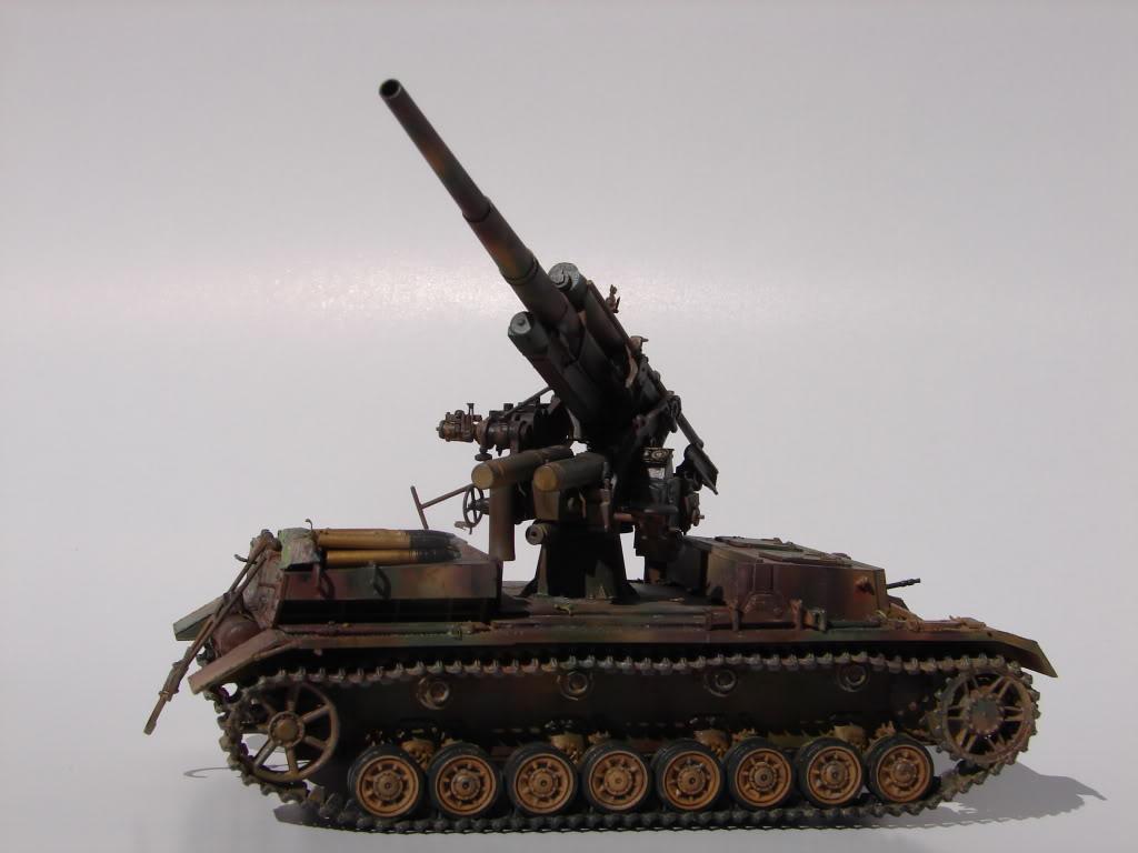 Panzer IV ausf.H with Flak 88 DSC02839