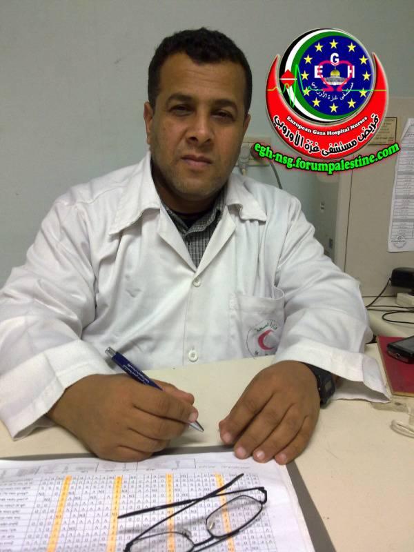 الحكيم: عدنان حسين عبدالله عاشور - مشرف تمريض 1