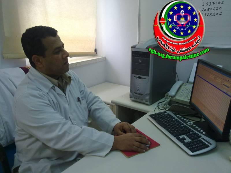 الحكيم: عدنان حسين عبدالله عاشور - مشرف تمريض 2