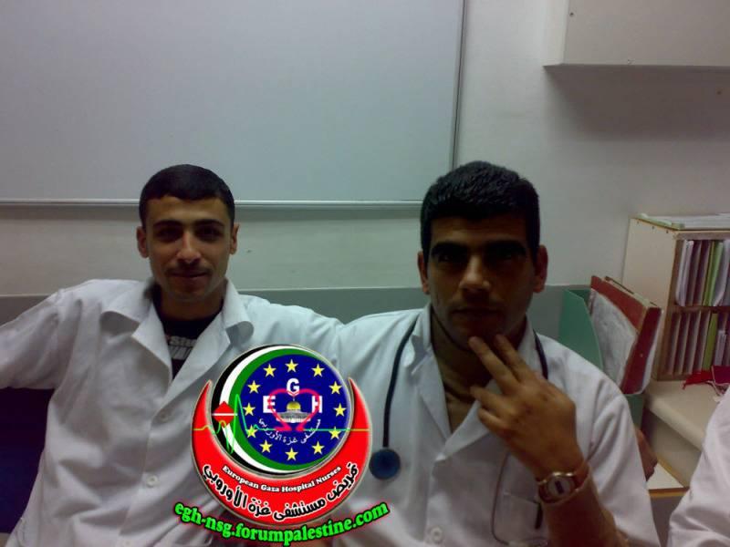 الحكيم: اسعد محمد سلمان العاصي - قسم باطنة رجال 22