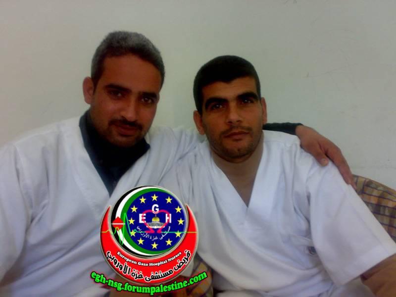 الحكيم: اسعد محمد سلمان العاصي - قسم باطنة رجال 27