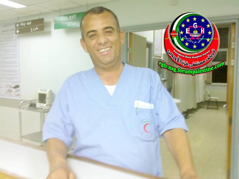 الحكيم: جمال محمد سعود ابو امونة - مشرف تمريض 1