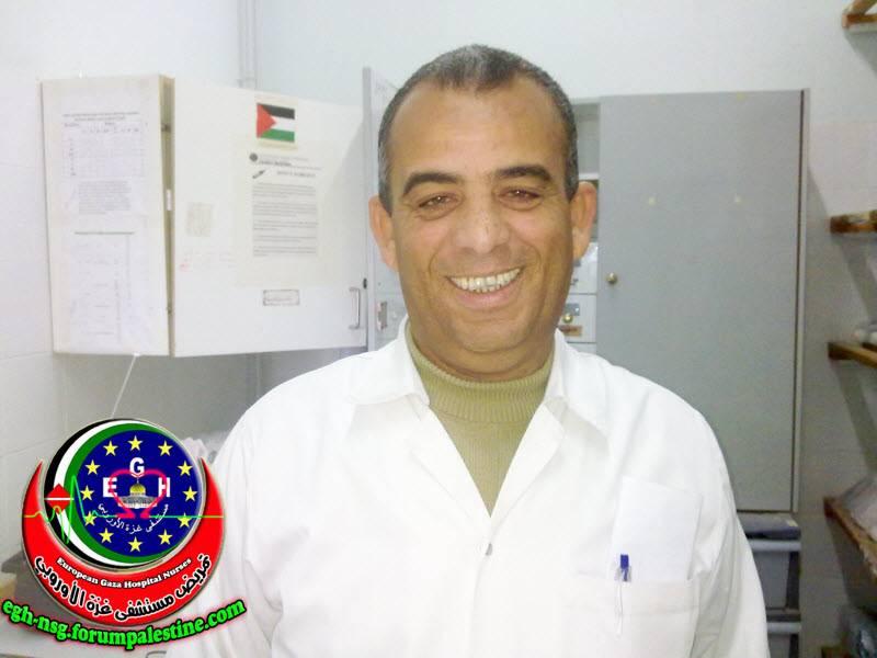 الحكيم: جمال محمد سعود ابو امونة - مشرف تمريض 2