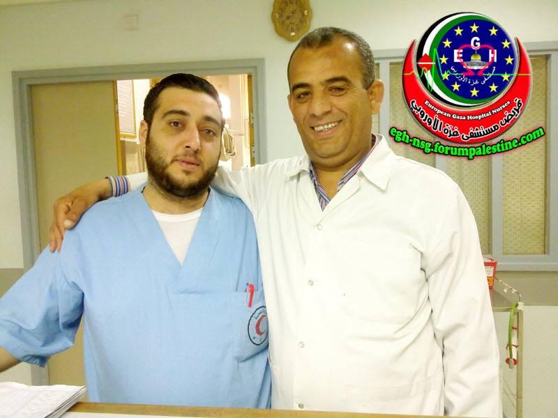 الحكيم: جمال محمد سعود ابو امونة - مشرف تمريض 3