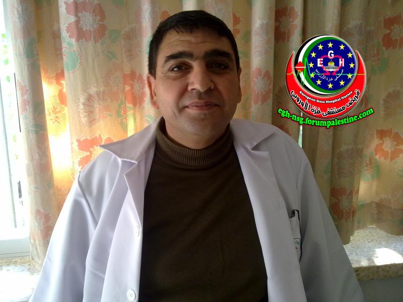 الحكيم: خالد عبدالرحمن حامد ابو عساكر - مشرف تمريض 1