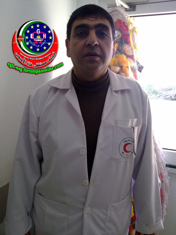الحكيم: خالد عبدالرحمن حامد ابو عساكر - مشرف تمريض 2