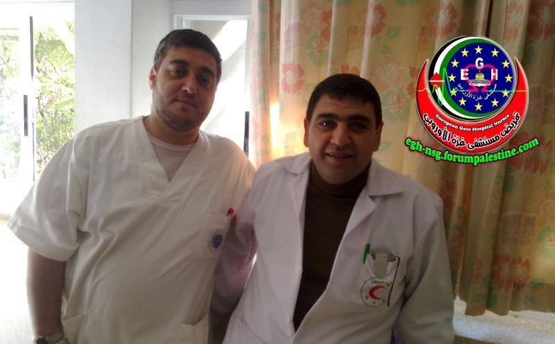الحكيم: خالد عبدالرحمن حامد ابو عساكر - مشرف تمريض 3
