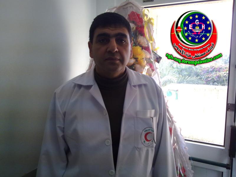 الحكيم: خالد عبدالرحمن حامد ابو عساكر - مشرف تمريض 7