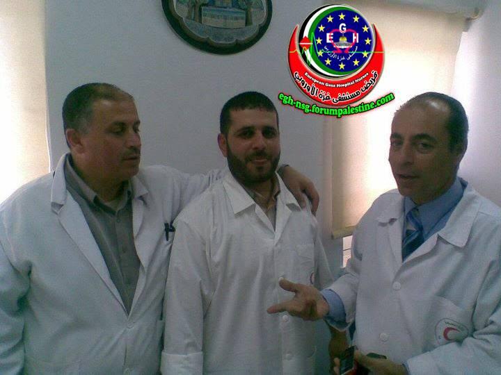 الحكيم: محمد جمعة القانوع - رئيس قسم العناية المركزة - مستشفى الشهيد محمد الدرة 378021_300529743302595_100000367144388_989329_989584727_ncopy