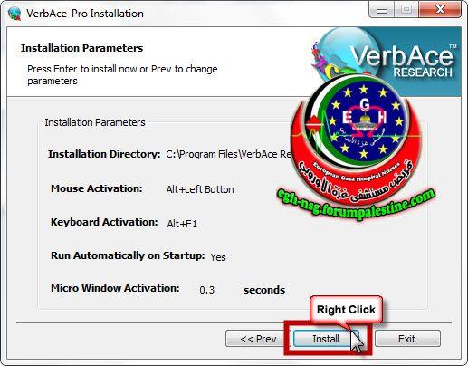 برنامج | VerbAce-Pro 1.05 | الاسرع في الترجمة الفورية ومن غير انترنت (كامل) 04