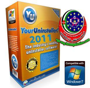 برنامج | Your Uninstaller! 7.4.2011.15 عملاق حذف البرامج من جذورها | شرح كامل Down