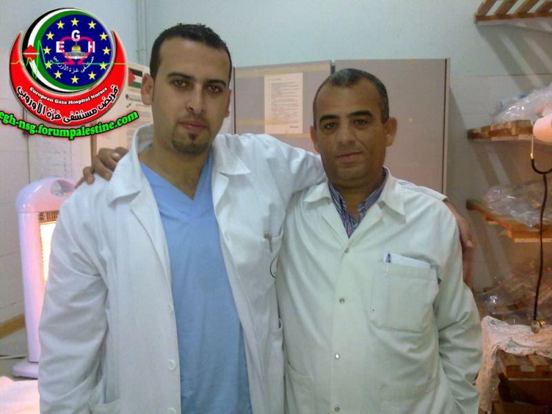 الحكيم: وسام احمد يوسف مسمح - قسم باطنة رجال 05