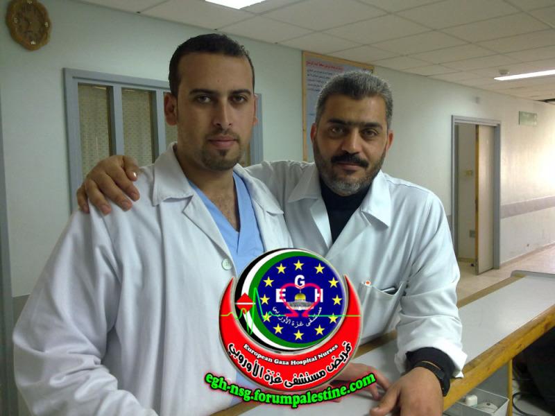 الحكيم: وسام احمد يوسف مسمح - قسم باطنة رجال 07