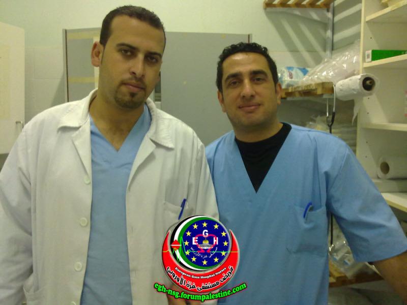 الحكيم: يامن محمد صالح الدربي - قسم باطنة رجال 09
