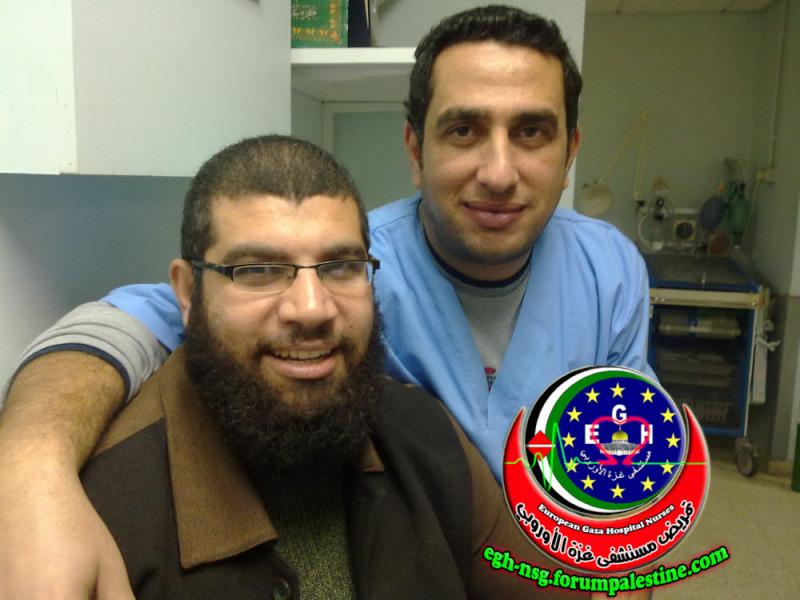 الحكيم: يامن محمد صالح الدربي - قسم باطنة رجال 12