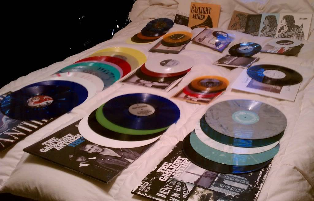 my [your] Gaslight Anthem audio collection - Page 4 TGACollection