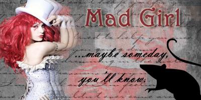 Ðαиgeя Ðαys ღ[MCR/ Terminado] MadGirl