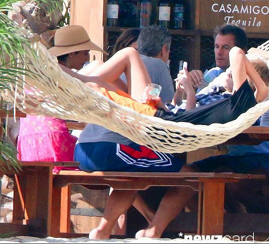 George Clooney enjoys another day in Mexico - but this time his parents join the fun Tumblr_nhbf2b3hTm1tcugf8o1_1280_zpsa3ca25a7