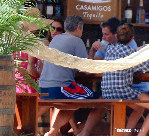 George Clooney enjoys another day in Mexico - but this time his parents join the fun Tumblr_nhbf2b3hTm1tcugf8o6_1280_zps68dab00d