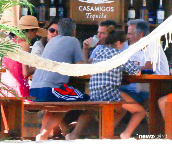 George Clooney enjoys another day in Mexico - but this time his parents join the fun Tumblr_nhbf2b3hTm1tcugf8o8_1280_zps014b661b