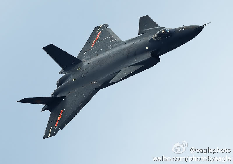 Chengdu J-20 Stealth Fighter - Page 4 China--J201