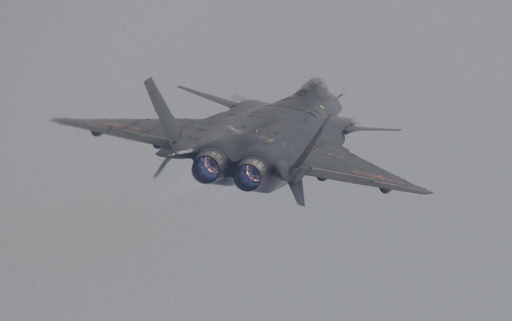 Chengdu J-20 Stealth Fighter - Page 4 China-J-201