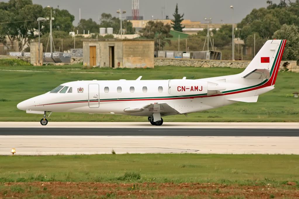 FRA: Avions VIP, Liaison & ECM - Page 4 Maroc-XLS