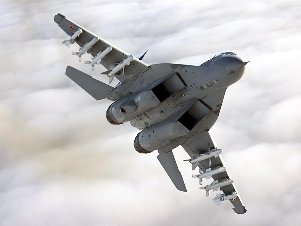 Mig 35 fulcrum Russia-Mig-35sky