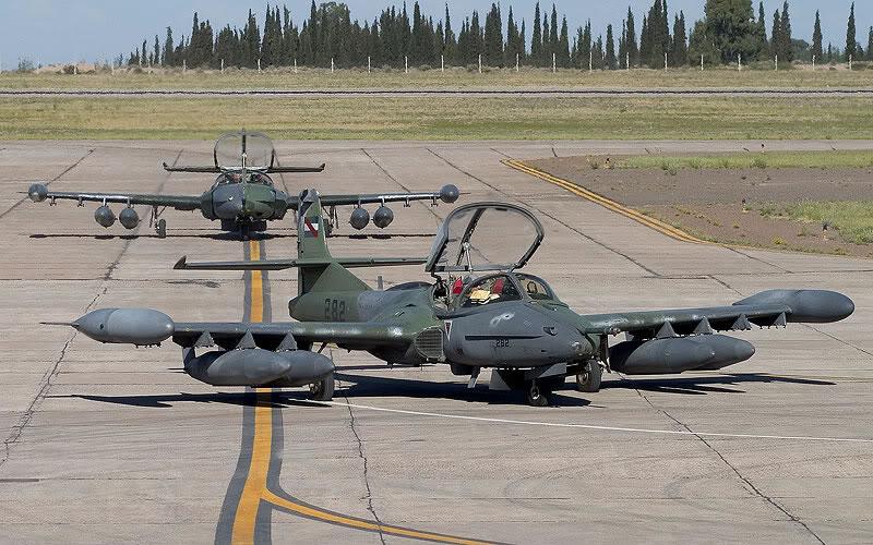 Armée uruguayenne Uruguay-AF1