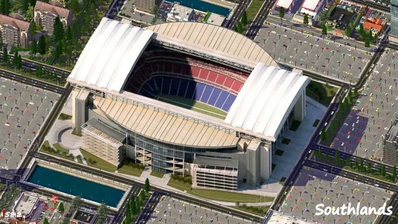 Show us your... Stadiums 582_southlands