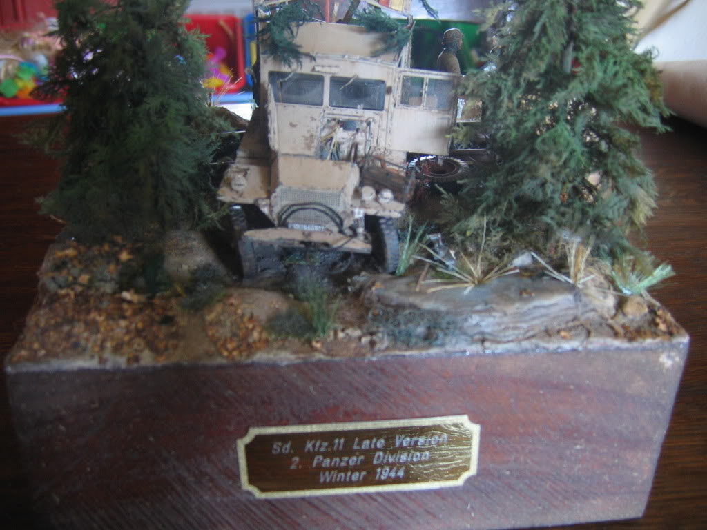 Sd.Kfz.11 Ardennes 44/45 Chaudard [dio en cours] - Page 5 0013-2