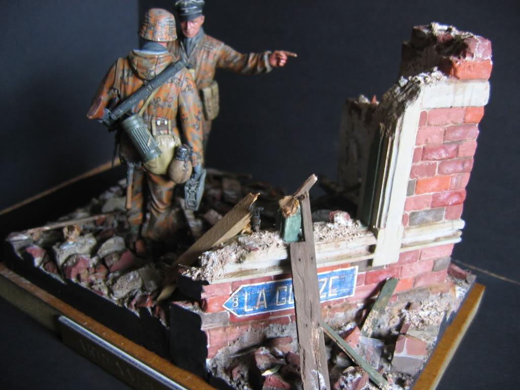 Vignette Ardenne 1944 (figurines DML) 004-1