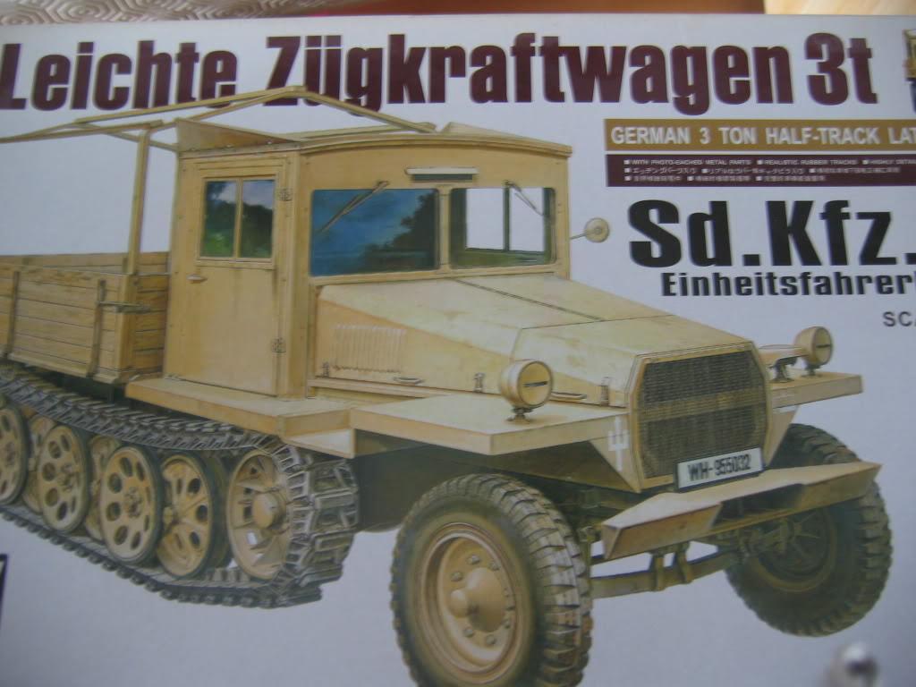 Sd.Kfz.11 Ardennes 44/45 Chaudard [dio en cours] 005-3