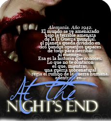 » At the Night's End. Lateralcillo