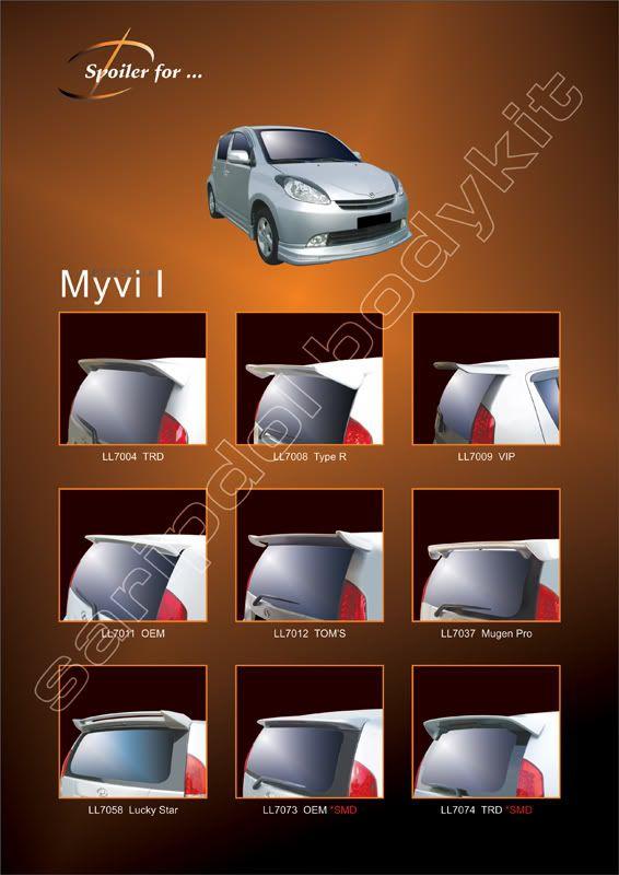 Perodua         MyviI