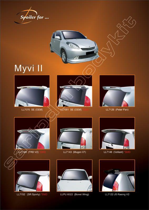 Perodua         MyviII