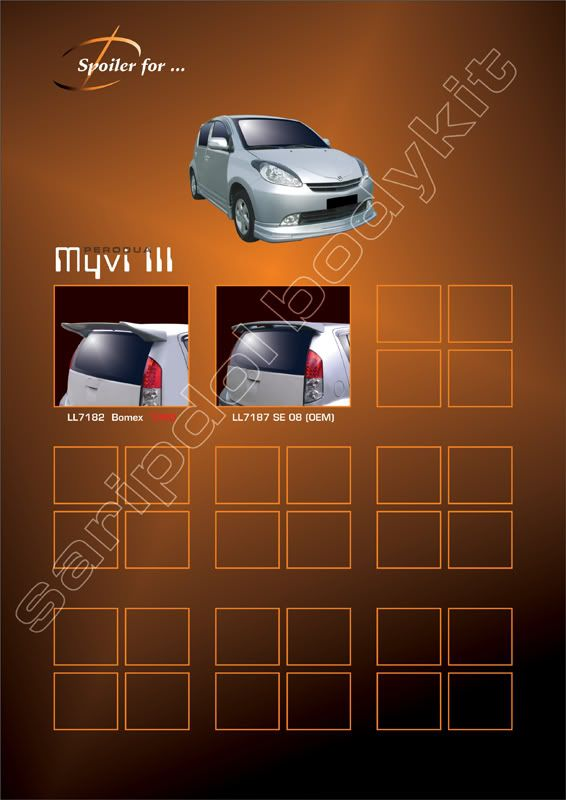 Perodua         MyviIII