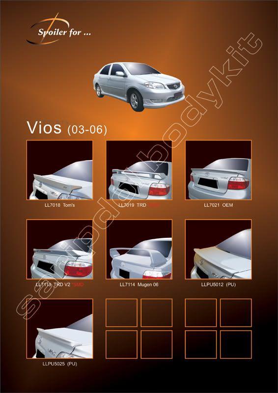 Toyota     TOYOTAVIOS03-06