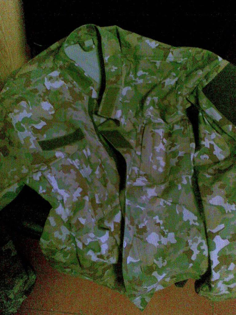 New 2011 camo uniform NaujausiaisLTLKcamo2011