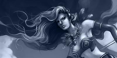→ Dioses & Semidioses Nórdicos Freya
