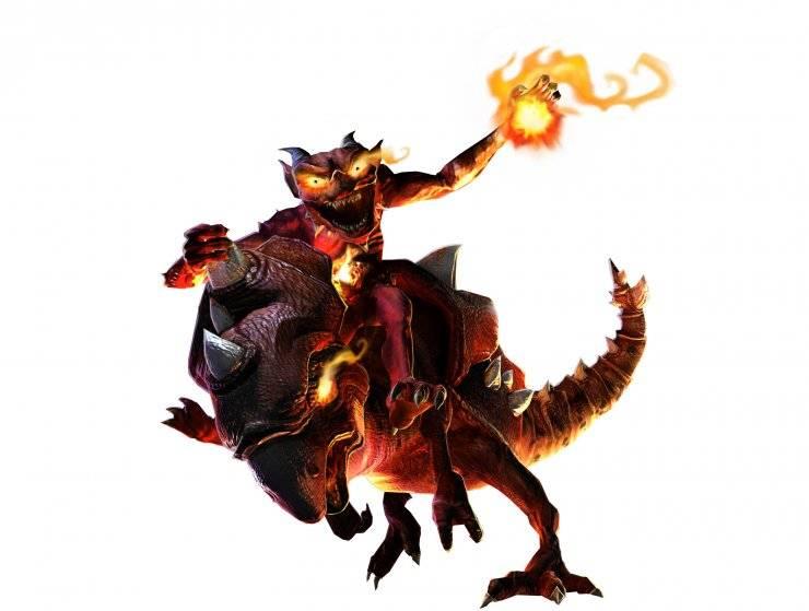 Fire Fox's Minions  31429_Salamander_Mount_normal