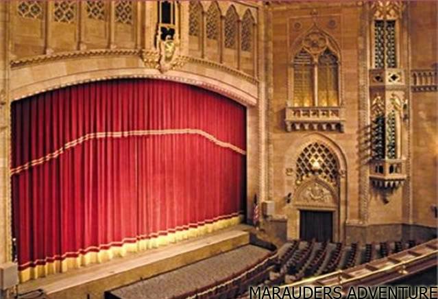 Auditorio Severus Snape Auditorio