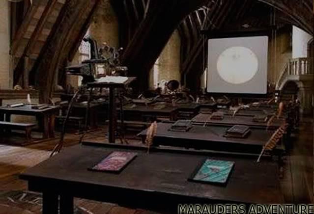 Aula de Historia de la Magia Estudiosmuggles