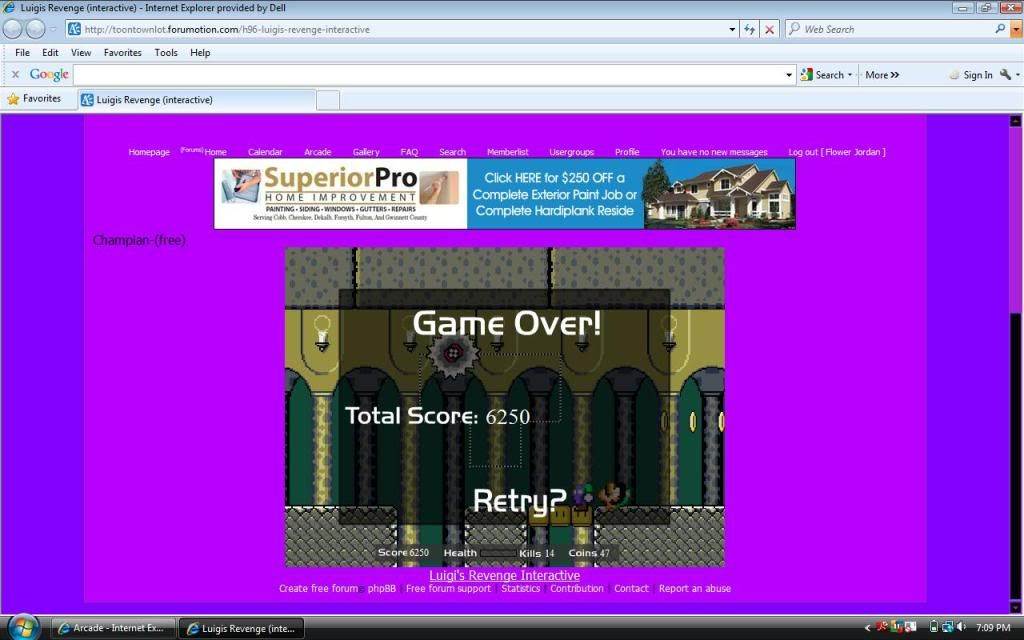 Luigis Revenge Interactive  LuigisRevengeInteractive